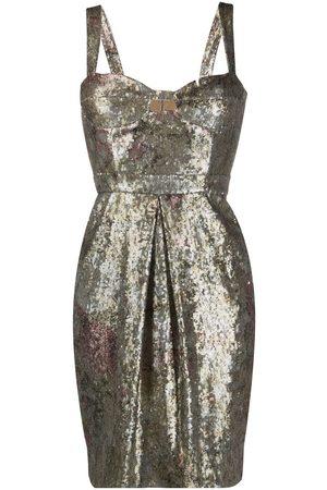 Burberry Sequinned mini dress