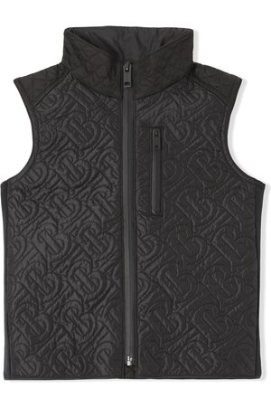 Burberry Monogram quilted gilet