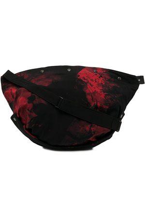 YOHJI YAMAMOTO Graphic print shoulder bag