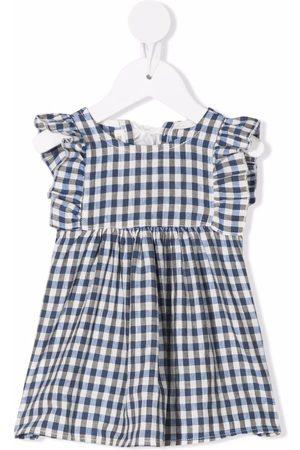 Zhoe & Tobiah Gingham-check print dress