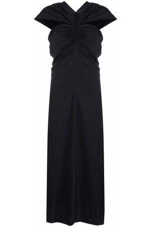 Colville Cut out-detail maxi dress