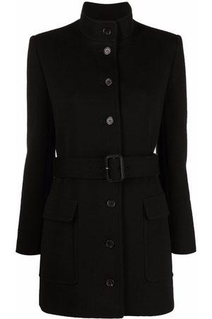 Saint Laurent Long belted jacket