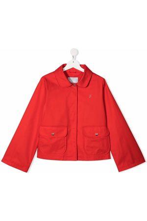 HERNO TEEN zip-up lightweight jacket