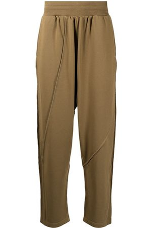 A-cold-wall* Raw-seam track pants