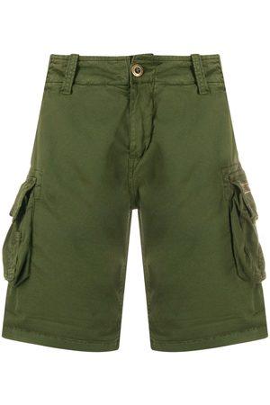 Alpha Industries Heren Bermuda's - Knee-length cargo shorts