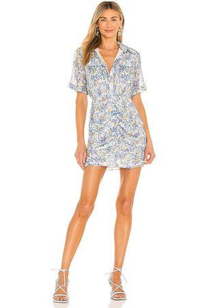 ROCOCO SAND Dames Lange jurken - Braw Mini Dress in