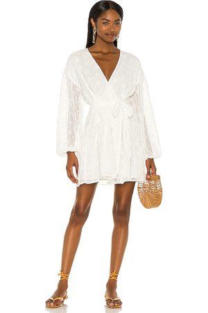 Minkpink Jessika Drop Waist Mini Dress in