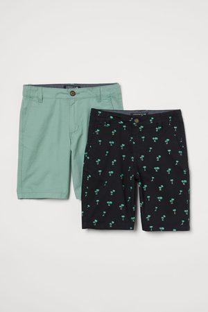 H&M Set van 2 katoenen shorts