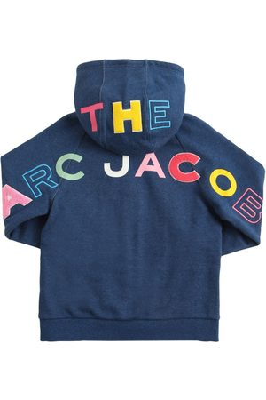 MARC JACOBS (THE) Meisjes Sweaters - Embroidered Cotton Sweatshirt Hoodie