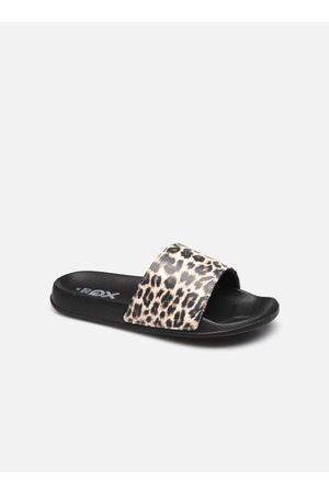 I Love Shoes Dames Sleehakken - Claquettes Léopard Femme