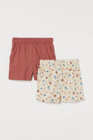 H & M Set van 2 shorts