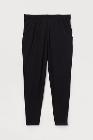 H&M Dames Pullovers - + Pull-on viscose trousers