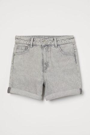 H&M Meisjes Shorts - Short - Relaxed High Waist