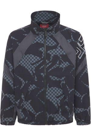Sprayground Heren Jassen - Checkered Techno Sport Track Jacket