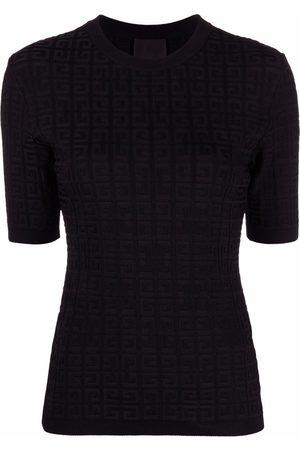 Givenchy 4G motif short-sleeve top