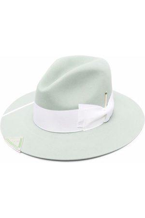 NICK FOUQUET Eucalyptus fedora hat