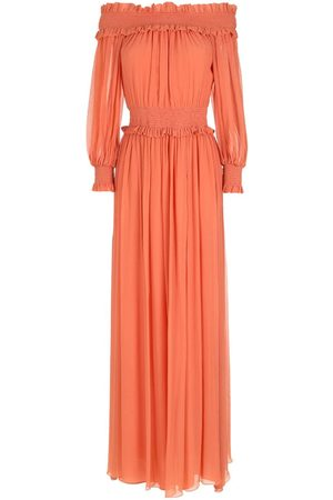 NK Carol silk long dress