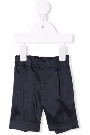 SIOLA Shorts - Turn-up cuff detail shorts