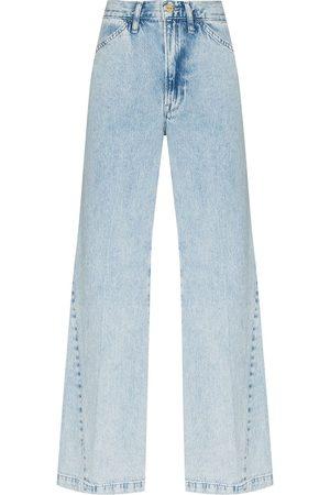 Frame Le Baggy wide-leg jeans