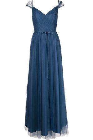 Marchesa Notte Dames Feestjurken - Gathered-tulle gown