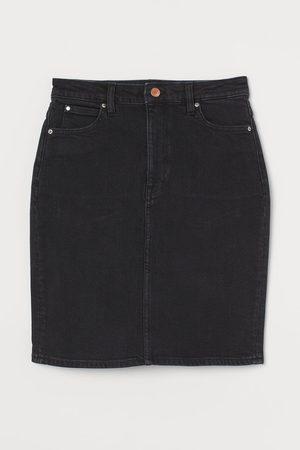 H & M Dames Jeansrokken - Jeansrok