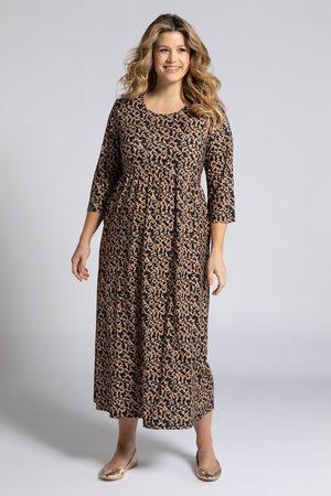 Ulla Popken Dames Jersey jurken - Grote Maten Jersey Jurk, Dames