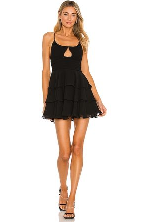 Michael Costello X REVOLE Ariana Mini Dress in