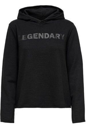 Only Play Dames Sweaters - Onpfud life hood ls sweat