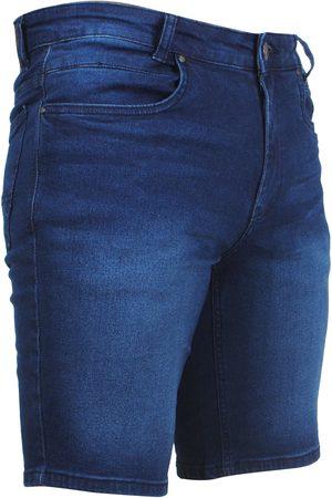 Brams Paris Heren Shorts - Heren korte broek jeans stretch model jordy