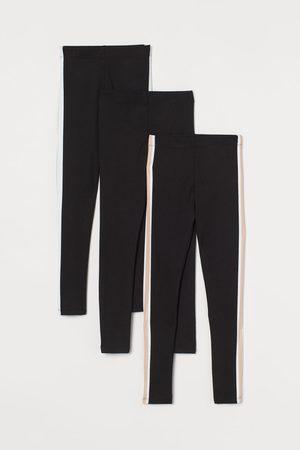 H & M Set van 3 katoenen leggings