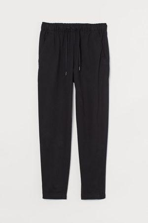 H & M Pull-on broek van lyocellmix