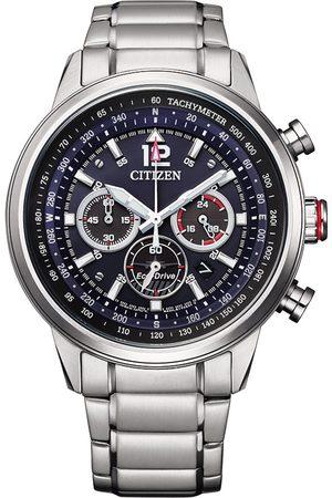 Citizen Heren Horloges - Horloges CA4471-80L Zilverkleurig