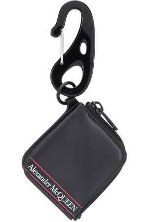 Alexander McQueen Heren Portefeuilles - Logo keyring wallet