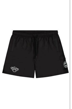 Black Bananas Heren Shorts - Palm pocket swimshort