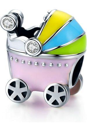 Mijn bedels Meisjes Juwelen - Bedel kinderwagen