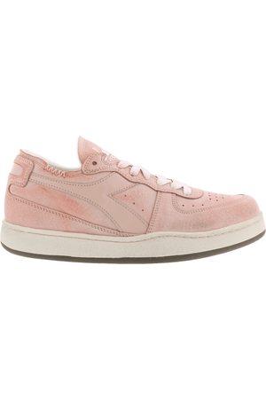 Diadora Dames Sneakers - Mi basket suede used