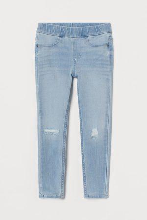 H & M Meisjes Leggings - Denim legging