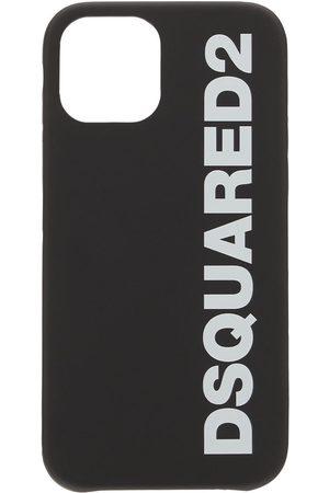 Dsquared2 Heren Telefoon hoesjes - Logo Print Iphone 12 Pro Cover