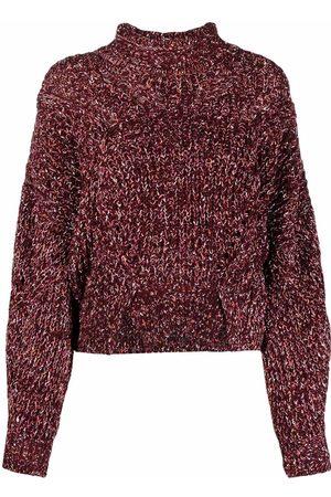 Isabel Marant Funnel-neck knit jumper