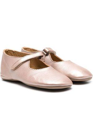 PèPè Meisjes Instappers - Touch-strap ballerina shoes