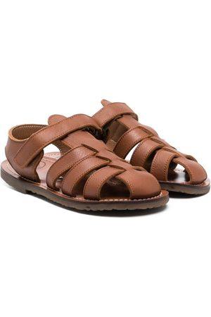 PèPè Tino strappy leather sandals