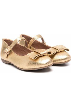Age of Innocence Meisjes Instappers - Ellen bow-embellished ballerina shoes