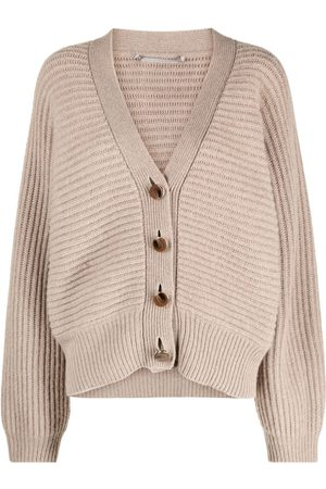 Stella McCartney Rib-knit cardigan