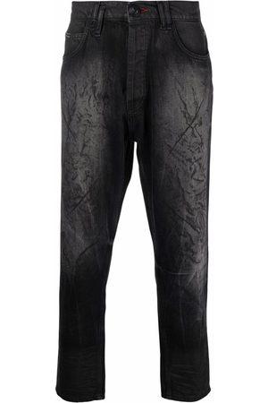 Philipp Plein Heren Skinny - Carrot-fit denim jeans