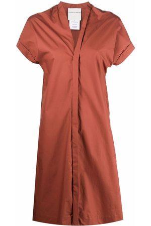 STEPHAN SCHNEIDER Short-sleeve shirt dress