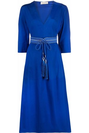 ZEUS+DIONE Thysano long dress