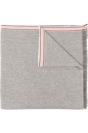 Brunello Cucinelli Stripe detailing scarf