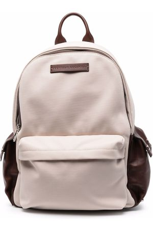 Brunello Cucinelli Multi-pocket backpack