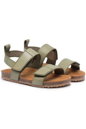 PèPè Double touch strap sandals