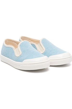 PèPè Elasticated slip-on sneakers